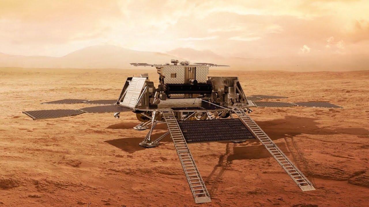 «Экзомарс-2020»: наука готова!