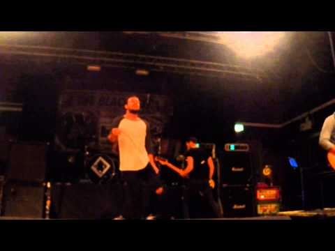 The Blackout - Said & Done HD. Leicester 29/1/14