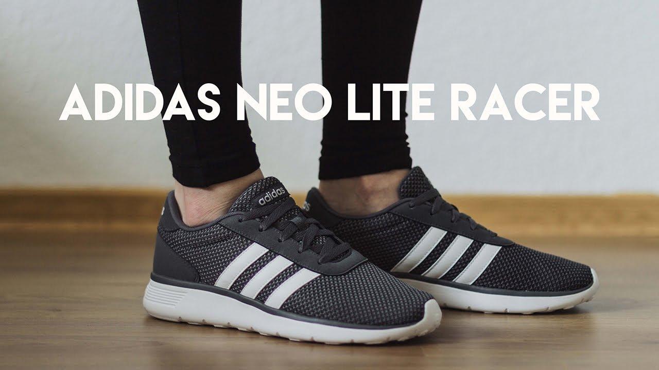 006eba6fd31 adidas neo LITE RACER - YouTube