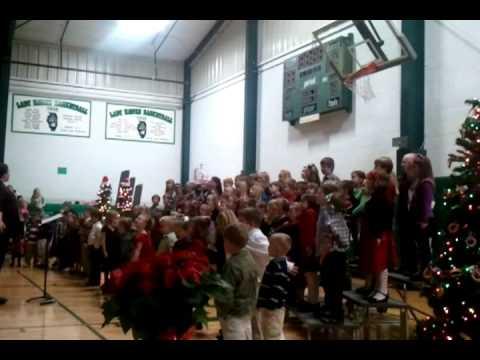 Carrollton Grade School Christmas prg