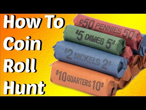 ULTIMATE GUIDE TO COIN ROLL HUNTING: CRH TIPS, TRICKS, AND FREQUENTLY ASKED QUESTIONS