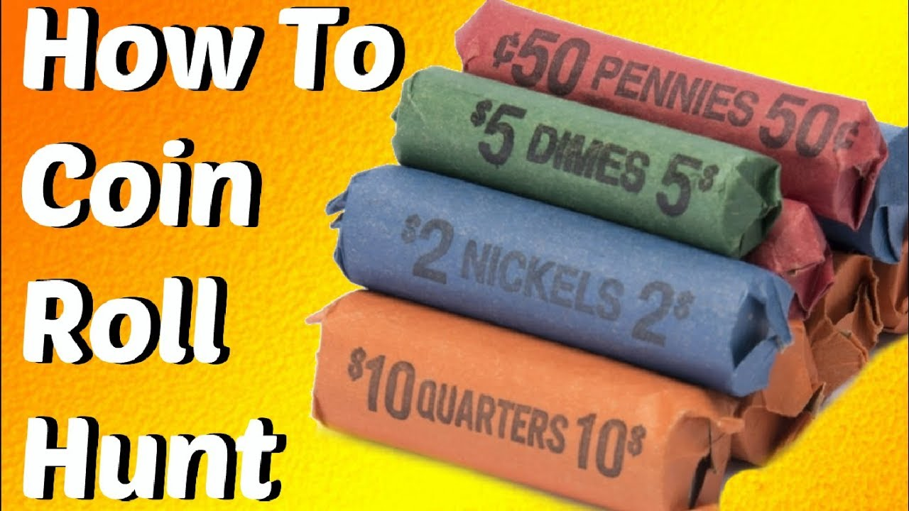 Ultimate Guide To Coin Roll Hunting Crh Tips Tricks And