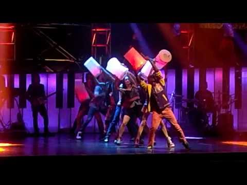 Violetta en el Gran Rex- On Beat Videos De Viajes