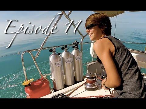 [Ep.11] Bahama Beginnings: Sailing the Majestic Bahama Bank and on to Paradise Island