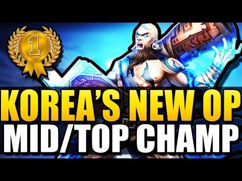 KOREA'S BEST MID/TOP CHAMPION - Ryze Guide + Combos - League of Legends