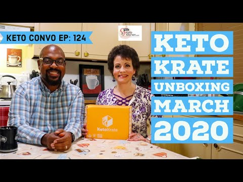 keto-krate-unboxing-march-2020- -new-keto-products- -#ketoproducts-#ketokrate-#ketokratediscount