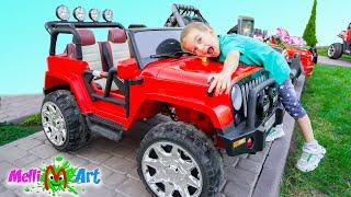 Лучшая истрия про любимые автомобили Артура