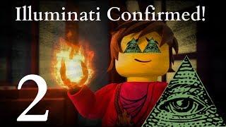 NINJAGO ILLUMINATI CONFIRMED 2!(Parody!)