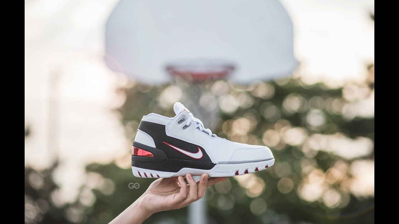 d4c7ebe3b52d Review   On-Feet  Nike Air Zoom Generation QS