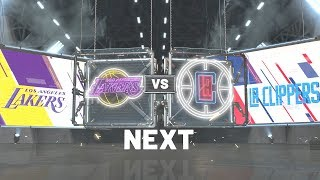 NBA 2K20 - Los Angeles Lakers Vs Los Angeles Clippers PS4 Gameplay (Hall Of Fame) Opening Night