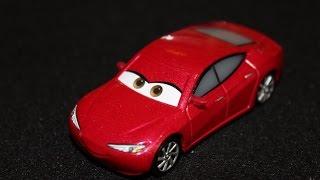 Mattel Disney Cars 3 Natalie Certain (RSN Reporter) Die-cast