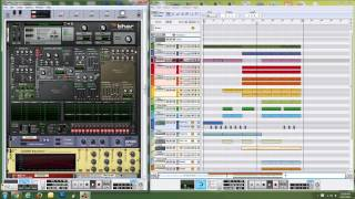 This is Love - Will i am - Avicii style Propellerheads Reason FREE RSN DWNLOAD