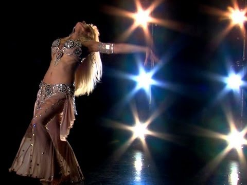Neon :: 'Temple Dancer' belly dance :: WorldDanceNewYork.com