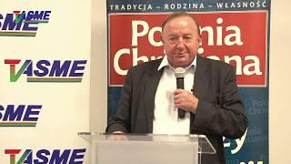 Po wyborach październikowych naciski Amerykanów będą coraz silniejsze! - Stanisław Michalkiewicz