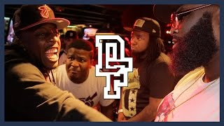 DNA & K-SHINE VS MARVWON & QUEST MCODY