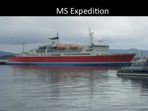 1  Antarctica   Ushuaia to Neko Harbour