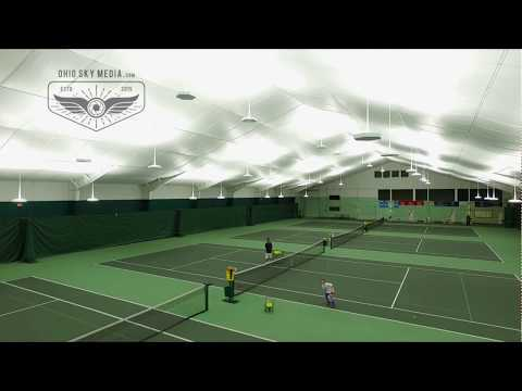 Chagrin Valley Athletic Club Alternative LED/Brite Court Sports Lighting