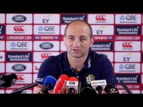 Press Conference: Borthwick urges everyone to play their part | Lions NZ 2017