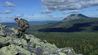Поход на гору Каюк и метеоритное озеро #298