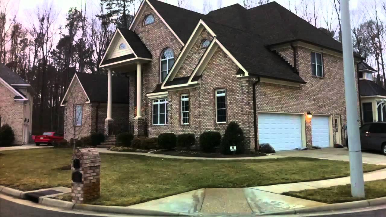 Cahoon Plantation Chesapeake VA Luxury Homes 23320 Homes