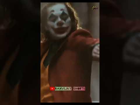 Dancing Joker With Mirchi Song    best scene    Joaquin Phoenix
