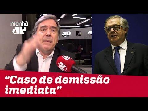 Ministro da Educação comete vários crimes e é caso de demissão imediata | #MarcoAntonioVilla