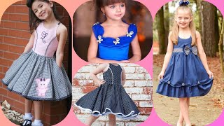 Top classic baby frock comfortable frock beautiful design