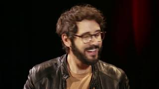 Josh Groban at Paste Studio NYC live from The Manhattan Center