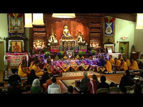 Lama Choepa Tsok Offering