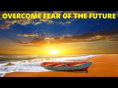 Overcome Fear Of The Future -  Enjoy The Unfolding | Subliminal Messages Meditation