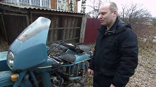 обзор мотоцикла урал (м-67)