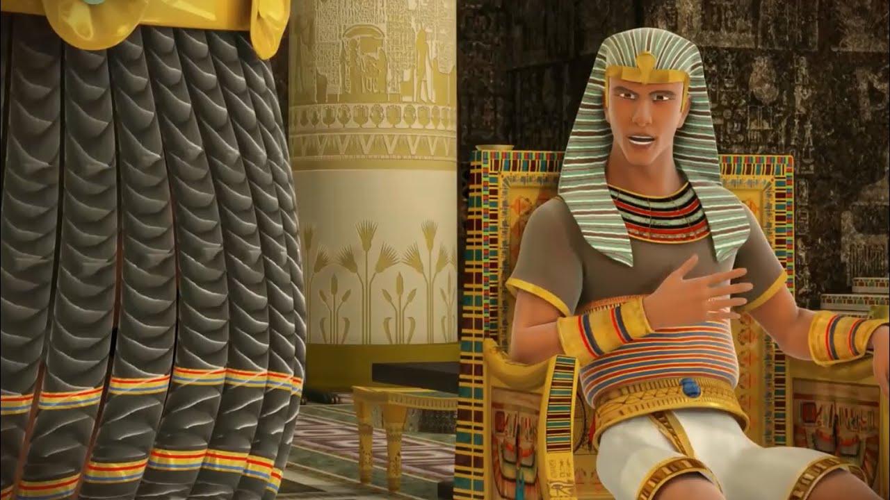 شاهد ماذا فعل يوسف الصديق لكي يكتسب ثقة ملك البلاد