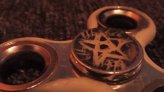 My satanic spinner / 666 /