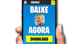 LAUNCHED FORTNITE ANDROID | HOW TO DOWNLOAD | OFFICIAL DOWNLOAD