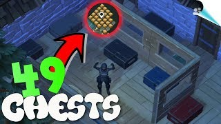 EPIC JACKPOT RAID Elinmc 49 CHESTS! - Last Day on Earth Survival Update 1.11.4