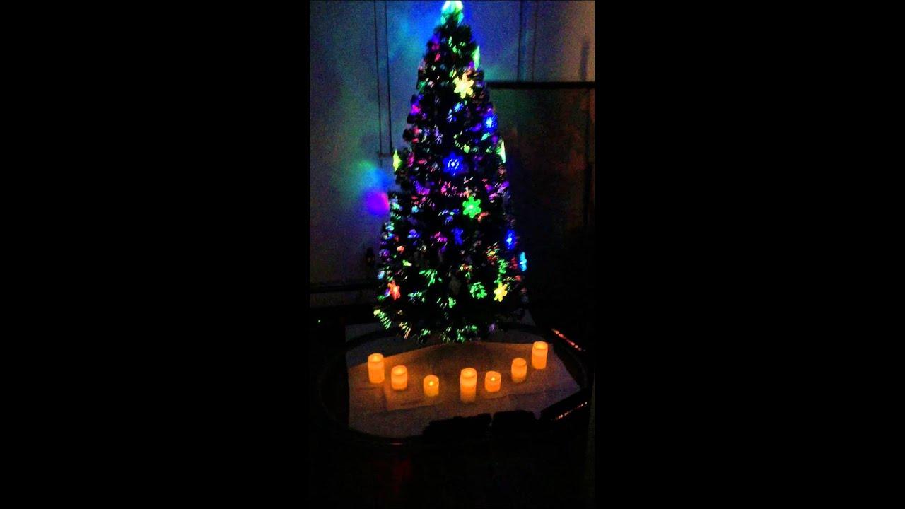 Polar Express Train Set For Christmas Tree