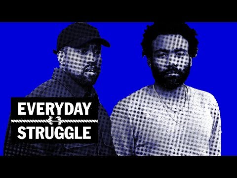 Kanye Says Black Fans Won't Leave Him, 'This Is America' Controversy | Everyday Struggle