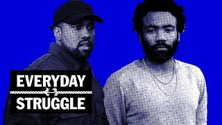 Baixar Kanye Says Black Fans Won't Leave Him, 'This Is America' Controversy | Everyday Struggle