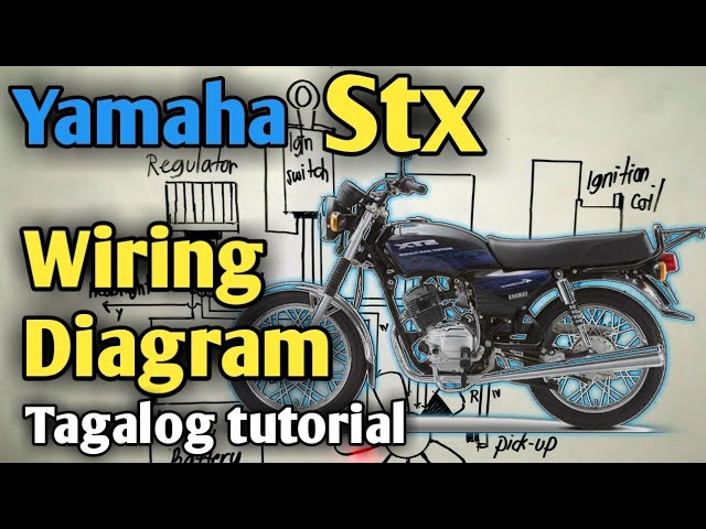 Yamaha Wiring Diagram Repair Motorcycle And Moped Electrical Problems