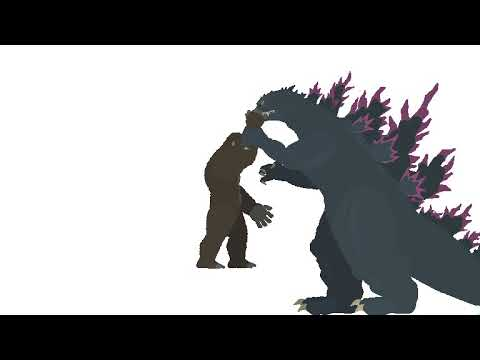 godzilla 2000 vs kong 2017 - YouTube