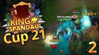 Reicht es zum Sieg? | King Of Spandau [C21M2]