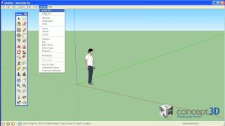 Sketchup Tips And Tricks: Choosing And Creating A Template