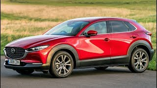 2020 Mazda CX-30 Skyactiv-X AWD - Sophisticated Practical compact SUV