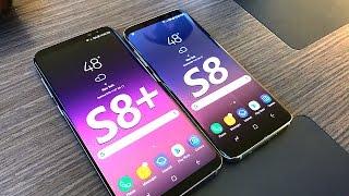 Samsung Galaxy S8 - Всё о камере