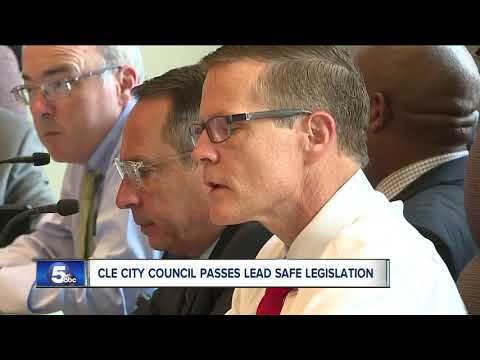 City Council Passes Legislation To Force Rental Units To Become Lead Safe By 2023