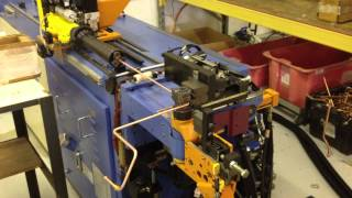 CNC copper tube bending machine