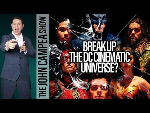 Could DC Characters Get Sold To Different Studios? - The John Campea Show