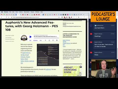 Podcaster's Lounge – Page 2 – Podcast Engineering School