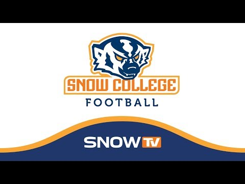 Snow College Football: Snow vs. Wasatch Revolution 8-26-2017