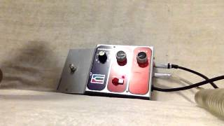 Mu-Tron Phasor II Effects Pedal made in USA